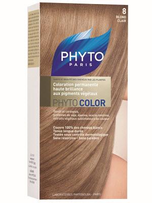 Отзывы о краске для волос фитоколор