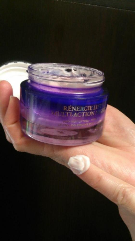 Lancome Renergie Multi-lift Инструкция - фото 5