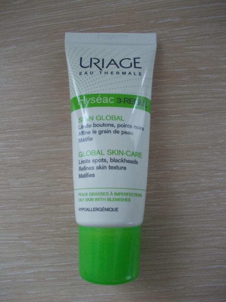 Uriage Урьяж Исеак 3-Регул Универсальный уход для жирной и проблемной кожи (Тюбик 40 мл)