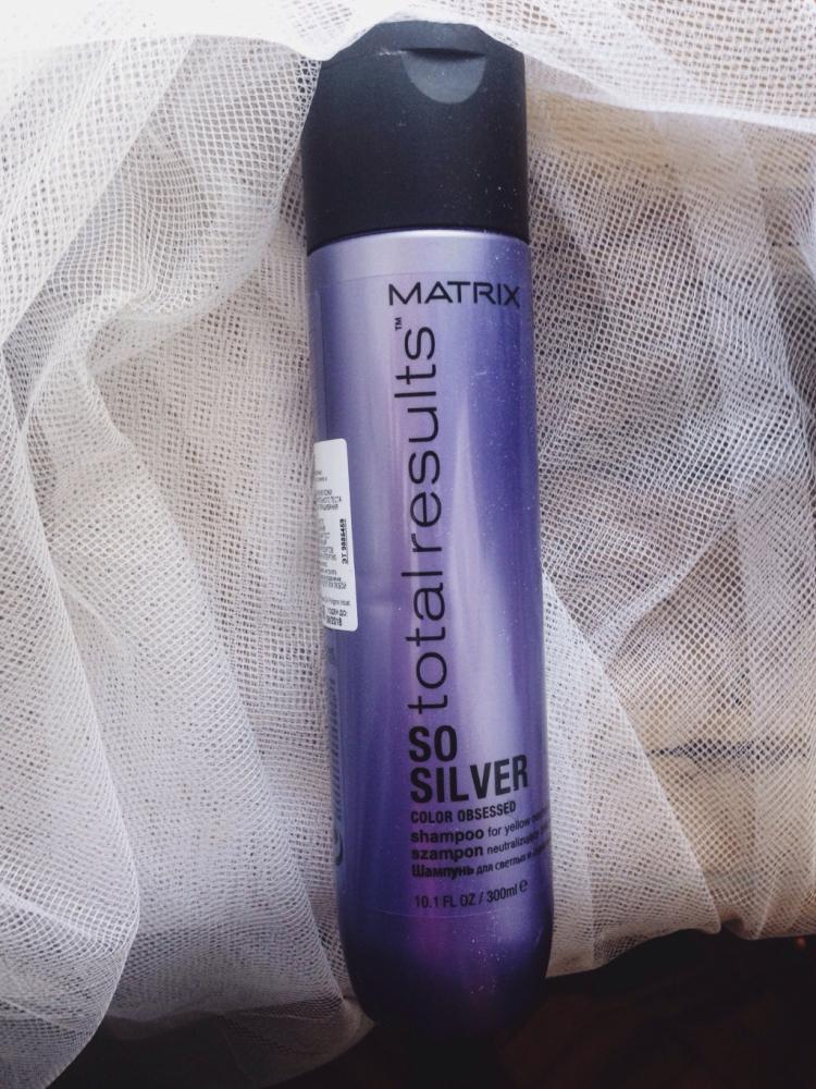 matrix шампунь для волос отзывы