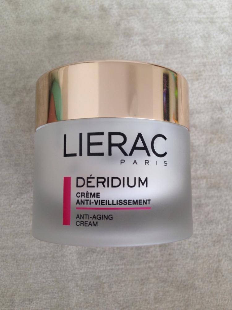 Лиерак деридиум крем от морщин отзывы