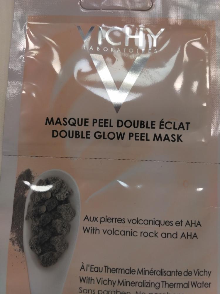 Виши минеральная маска пилинг отзывы