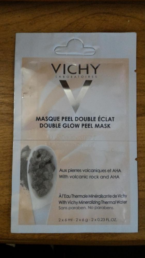 маска виши для лица с кислотами инструкция