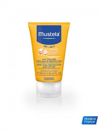 Французское качество для надежной защиты кожи новорожденного крема Мустела