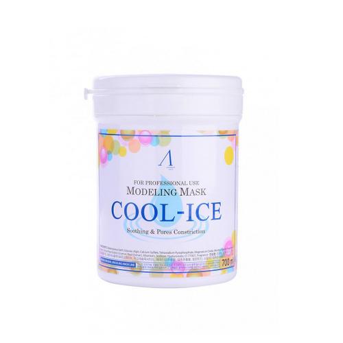 Anskin Маска альгинатная с охлаждающим и успокаивающим эффектом, 700 мл (Альгинатные маски)