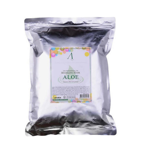 Успокаивающая альгинатная маска с экстрактом алоэ Anskin 1000 мл (Альгинатные маски)