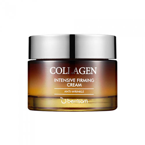 Укрепляющий крем с коллагеном Collagen Intensive Firming Cream 50 г (Berrisom, Collagen Intensive) укрепляющий крем с коллагеном collagen intensive firming cream 50 г berrisom collagen intensive