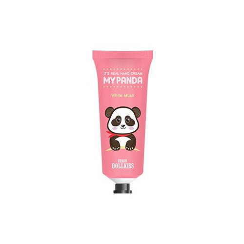 Крем для рук Urban Dollkiss Its Real My Panda Hand Cream 01 White Musk 30 г (Baviphat, My panda) выравнивающий вв крем baviphat urban dollkiss pore blur bb