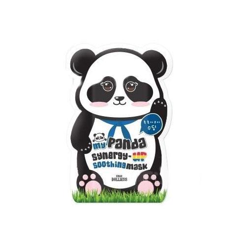 Укрепляющая маска для лица My panda synergy up shoothing mask pack 30 г (Baviphat)
