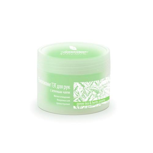 Premium Биопилинг ТЭТ для рук с зелёным чаем 100мл (Premium, Silhouette)