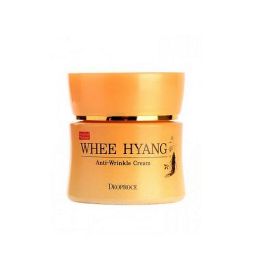 Крем для лица антивозрастной 50мл (Deoproce, WHEE HYANG) крем deoproce whee hyang anti wrinkle eye cream