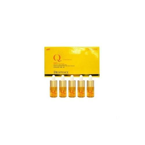 Сыворотка ампульная для лица с коэнзим Q10 10mlx5 (Deoproce, Для лица) домашний рецепт сыворотки для лица от маруси 888