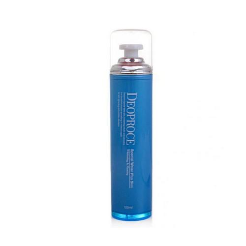 Флюид увлажняющий на водной основе 120мл (Deoproce, WATER PLUS) deoproce special water plus skin флюид увлажняющий на водной основе 120 мл
