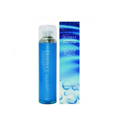 Лосьон увлажняющий на водной основе 120мл (Deoproce, WATER PLUS) deoproce special water plus skin флюид увлажняющий на водной основе 120 мл