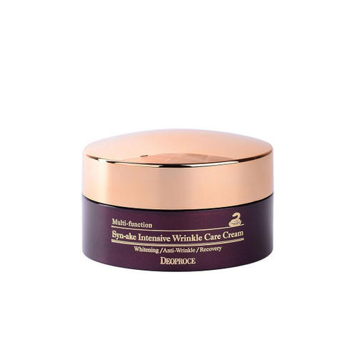 Крем для лица со змеиным ядом 100г (Deoproce, CREAM) крем deoproce fermentation active healing cream