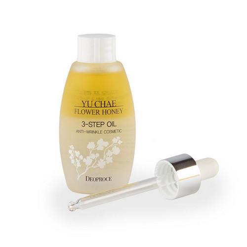 заказать Deoproce Масло для лица омолаживающее Yu Chae Flower Honey 30г (Для лица)
