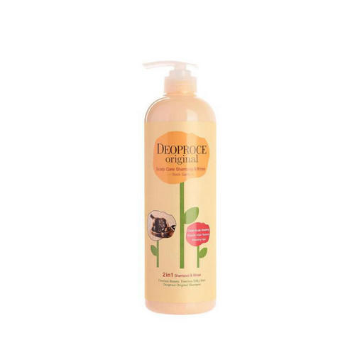 Шампуньбальзам от выпадения волос Чёрный чеснок 1000мл (Deoproce, HAIR) кондиционеры для волос deoproce маска для волос с зел чаем и хной deoproce greentea henna pure refresh hair pack 1000мл