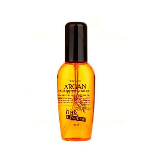Эссенция для волос с аргановым маслом 80мл (Deoproce, HAIR ARGAN) эссенция для волос с аргановым маслом deoproce argan therapy hair essence 80мл