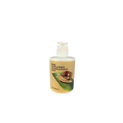 Крем для тела массажный очищающий улиточный 450мл (Deoproce, Для тела) крем для тела массажный очищающий с коллагеном 450мл deoproce для тела