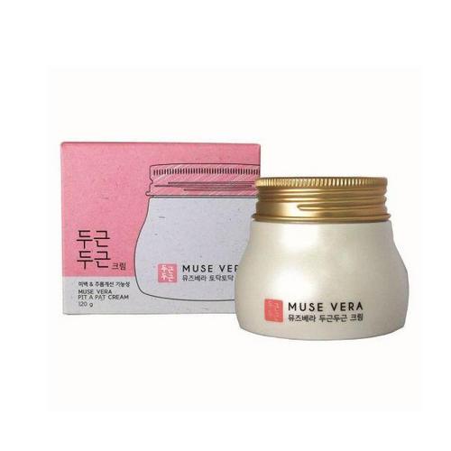 Крем для лица с цветочными экстрактами 120гр (Deoproce, MUSEVERA) lipikar крем для лица