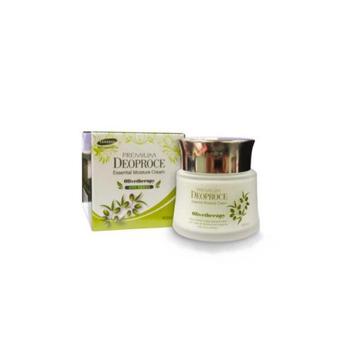 Крем увлажняющий с маслом оливы 60мл (Deoproce, OLIVETHERAPY) свобода disney baby крем детский от мороза и ветра 58 г