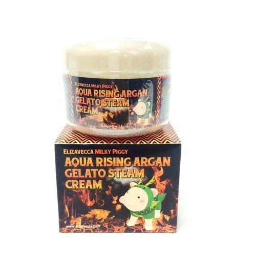 Крем паровой увлажняющий 100 гр (Elizavecca, Cream) крем elizavecca milky piggy moisture sparkle cream объем 100 мл