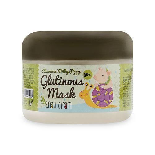 Крем с муцином улитки 100 гр (Elizavecca, Cream) осветляющий крем с эффектом пилинга elizavecca milky piggy real whitening time secret pilling cream