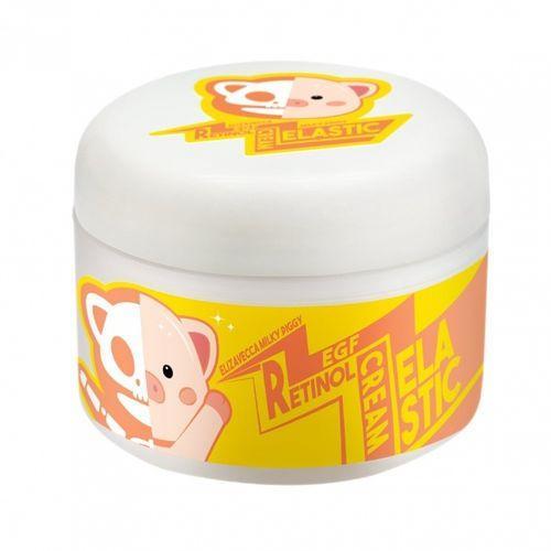 Крем с ретинолом 100 мл (Elizavecca, Cream) осветляющий крем с эффектом пилинга elizavecca milky piggy real whitening time secret pilling cream