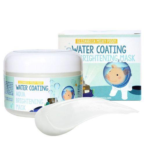 Маска увлажняющая для сияния кожи 100 гр (Elizavecca, Mask Pack) увлажняющая маска для сияния кожи elizavecca milky piggy water coating aqua brightening mask