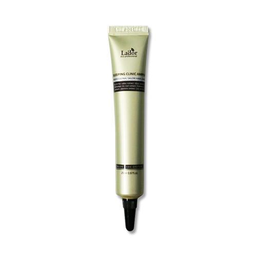 Сыворотка ночная восстанавливающая 20мл Sleeping Keratin Ample 20мл (LaDor, Для волос) declare ночная восстанавливающая сыворотка 50 мл