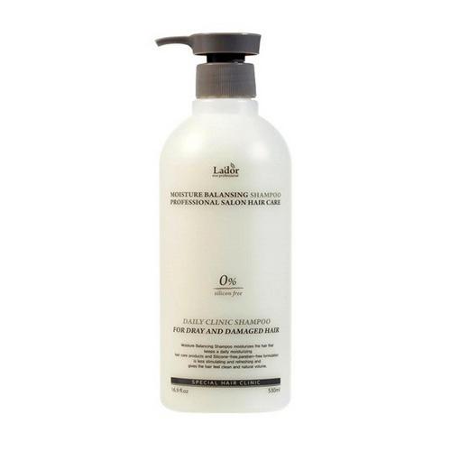 Шампунь для волос увлажняющий Moisture Balancing Shampoo 530мл (LaDor, Для волос) шампунь lador triplex natural shampoo отзывы