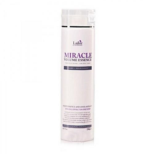 Увлажняющая эссенция для фиксации и объема волос Lador Miracle Volume Essence 250г (LaDor, Для волос) увлажняющая эссенция для волос missha procure damage clinic hair essence