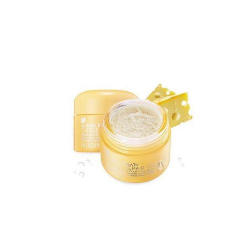Крем для лица сырный питательный Cheese repair cream 50 мл (Mizon, Cream)