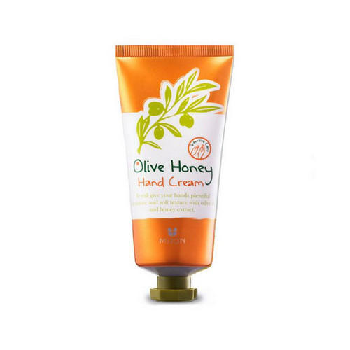 Крем для рук олива и мед 50 мл (Mizon, Cream) mizon no 1 moist king s berry cream объем 160 мл