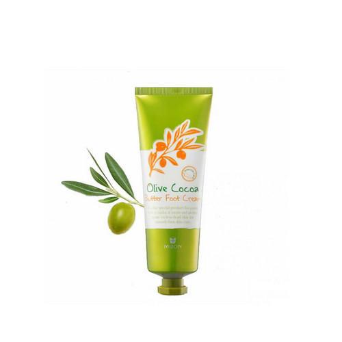 Крем для ног олива 80 мл (Mizon, Cream) крем mizon hyaluronic ultra suboon cream