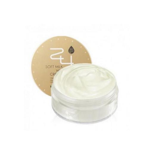 Крем на сливках увлажняющий 90мл (Mizon, Cream) крема для сухой кожи
