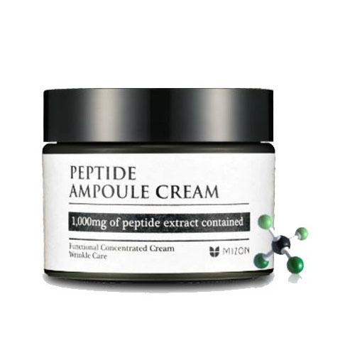 Пептидный крем для лица, 50 мл (Mizon, Cream) mizon no 1 moist king s berry cream объем 160 мл