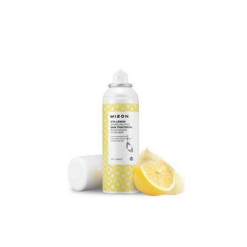 Маска витаминизированная с лимоном 100гр (Mizon, Vita lemon) маски осветляющие пигментные пятна