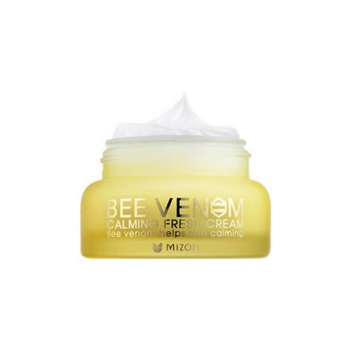 Крем для лица с прополисом Bee venom 50 мл (Mizon, Cream) mizon no 1 moist king s berry cream объем 160 мл