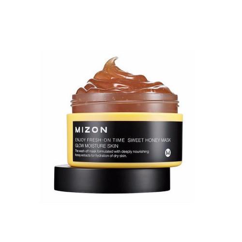 Маска для лица Freshontime Sweet honey 100 мл (Mizon, Enjoy) маска для лица яйцо мед