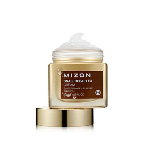 Крем для лица с экстрактом улитки 50 мл (Mizon, Snail)