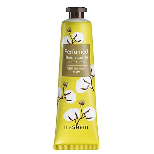 Кремэссенция для рук парфюмированный Warm Cotton, 30 мл (The Saem, Hand) парфюмированная эссенция для рук the saem perfumed hand light essence