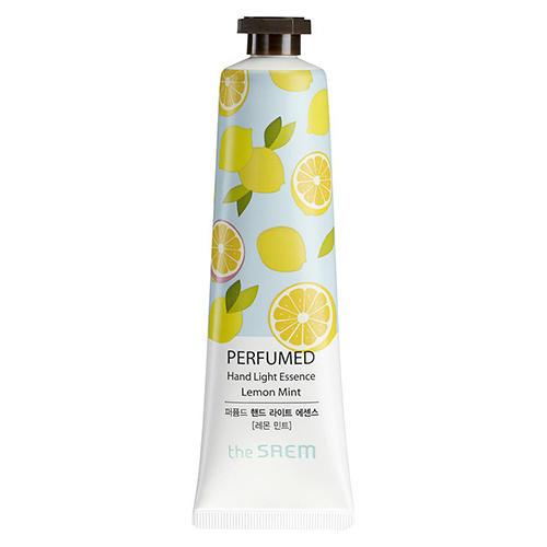 Кремэссенция для рук парфюмированный Lemon Mint, 30 мл (The Saem, Hand)