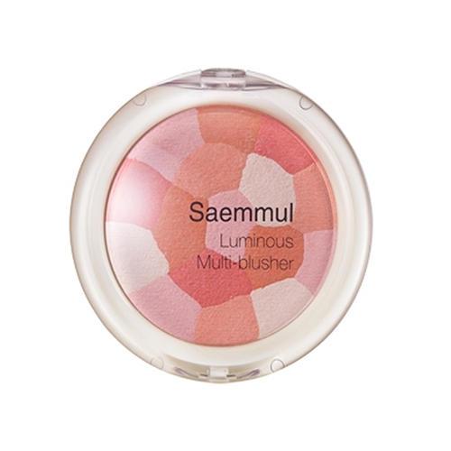 Румяна придающие сияние Saemmul Luminous Multi Blusher, 8 г (The Saem, Saemmul) цена
