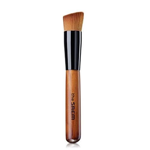 Кисть для тона 15 Foundation Brush, 1 шт (The Saem, Аксессуары)