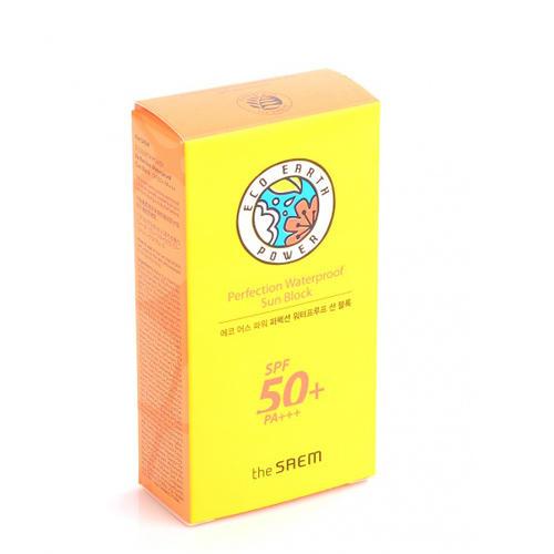 The Saem Водостойкий солнцезащитный крем SPF50+ 50 мл (Cream)