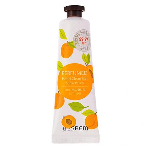Кремгель для рук парфюмированый Sugar Peach, 30 мл (The Saem, Hand) топ средств по уходу за кожей