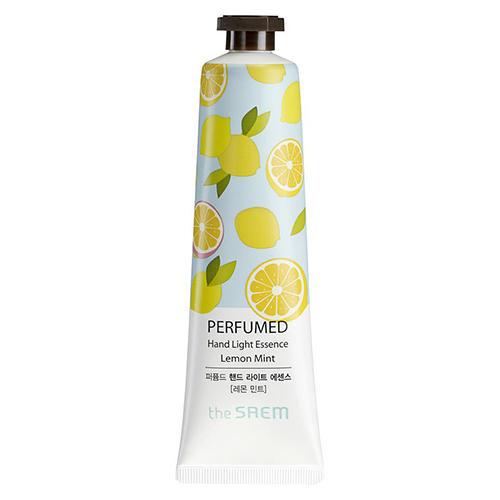Кремэссенция для рук парфюмированный Lemon Mint, 30 мл (The Saem, Hand) парфюмированная эссенция для рук the saem perfumed hand light essence