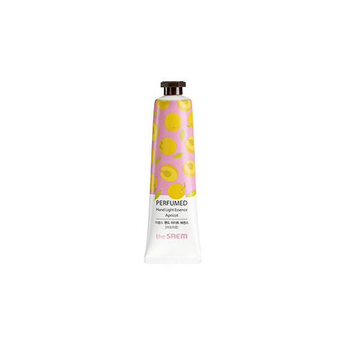 The Saem Легкий парфюмированный крем-эссенция для рук с ароматом абрикоса, 30 мл (Cream)