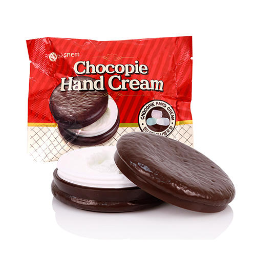 Крем для рук Chocopie Hand Cream Marshmallow, 35 мл (The Saem, Hand) крем the saem perfumed hand cream lilac